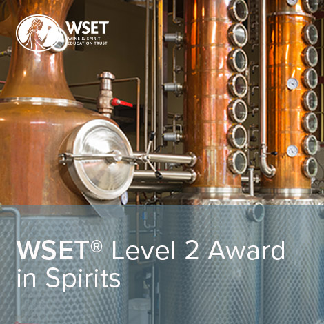 WSET® Level 2 Award in Spirits