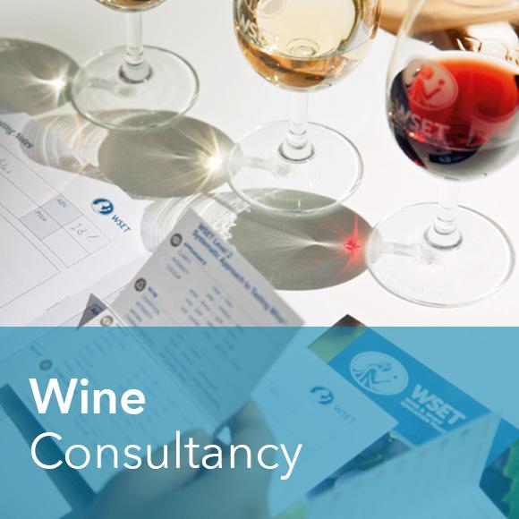 wine consultancy